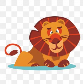 Lion - Lion Giraffe PNG