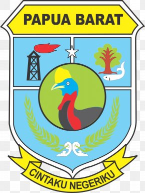 Lambang Papua Barat West Sulawesi Dinas Perhubungan Provinces Of Indonesia PNG