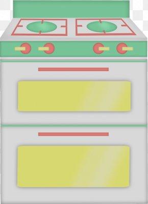 Stove - Paper Stove Kitchen Hearth Clip Art PNG