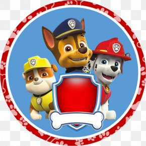 Paw Patrol - Wedding Invitation Birthday Greeting & Note Cards Party Dog PNG