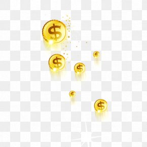Coin - Gold Coin Download PNG