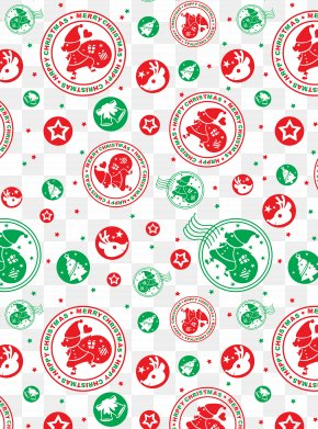 Christmas Pattern - Christmas Texture Mapping Pattern PNG