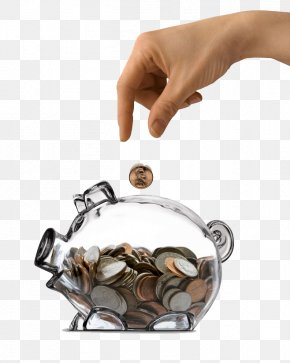 Piggy Bank - Saving Money Retirement Mortgage Loan Pension PNG