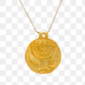NECKLACE - Charms & Pendants Jewellery Necklace Earring Gold PNG