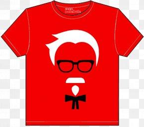 Kfc - Johnny T-shirt: The Carolina Store Clothing Sizes PNG