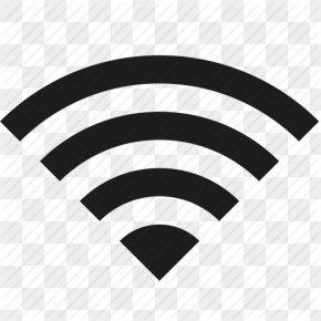 Simple Wireless Icon - Wi-Fi Hotspot Wireless Network PNG