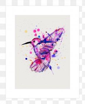 T-shirt - Watercolor Painting T-shirt Art Graphic Design PNG