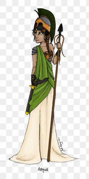 Goddess - Poseidon Hera Athena Goddess Greek Mythology PNG