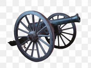 Thunder Mountain Shooting Range - American Civil War United States Of America Cannon Artillery Weapon PNG