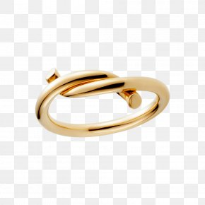 Gold Ring - Ring Size Cartier Jewellery Colored Gold PNG