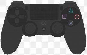 Joystick - FIFA 16 PlayStation 4 PlayStation 3 Game Controllers DualShock PNG