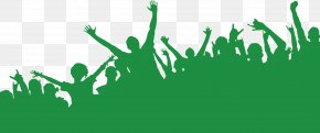 European Cup Cheer - Poster Silhouette Photography PNG