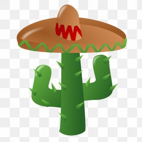 Cartoon Sombrero - Battle Of Puebla Cinco De Mayo Clip Art PNG