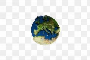 3D Creative Earth - Earth 3D Computer Graphics 3D Film 3D Modeling PNG