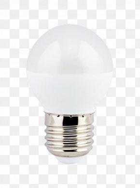 LED - Light-emitting Diode Incandescent Light Bulb LED Lamp Edison Screw PNG