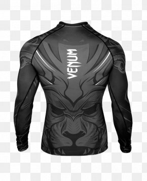 Mixed Martial Arts - Ultimate Fighting Championship Venum Rash Guard Mixed Martial Arts Brazilian Jiu-jitsu PNG