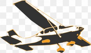 Summer Plane Clip Art - Airplane Clip Art Aircraft Propeller PNG