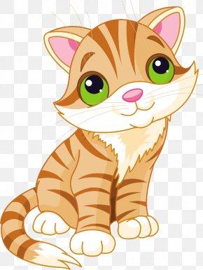 Kitten - Kitten Cat Puppy Clip Art PNG