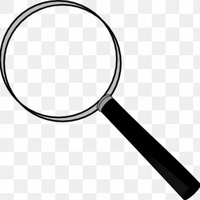 Magnifying Glass - Magnifying Glass Clip Art Lens Glasses PNG
