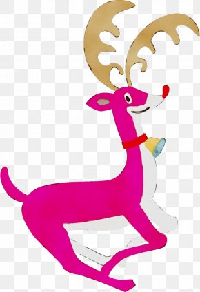 Animal Figure Tail - Reindeer PNG
