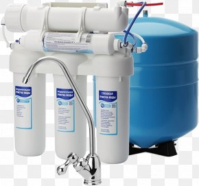 Water - Water Filter Reverse Osmosis Aquaphor PNG