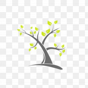 Wall Sticker Plant Stem - Branch Tree Leaf Logo Plant PNG
