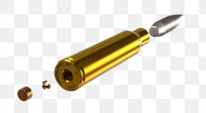 Brass Metal Shell Assembly 3d Renderings - Brass 3D Computer Graphics Cartridge Computer File PNG