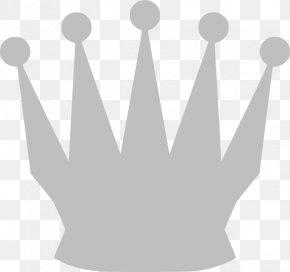 Queen Crown - Chess Piece Queen King Clip Art PNG