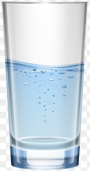 Glass Of Water Clip Art - Cup Icon PNG