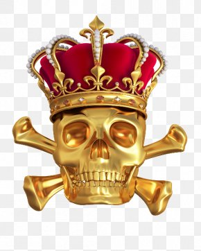 Crown Skull - Crown Skull Stock Photography Royalty-free Shutterstock PNG
