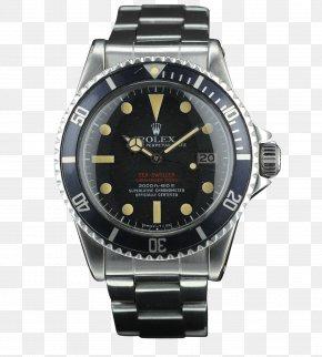 Rolex Sea Dweller - Rolex Submariner Rolex Sea Dweller International Watch Company PNG