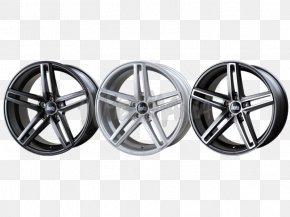 Alloy Wheel - Alloy Wheel Tire Rim Spoke Vehicle PNG