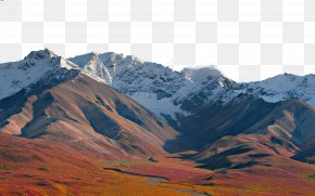 United States Denali National Park A - Denali National Park And Preserve Glacier Bay National Park And Preserve Wallpaper PNG
