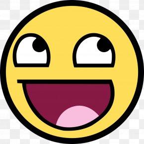 Smiley - Face Smiley Clip Art PNG
