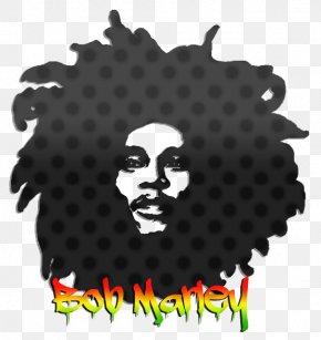 Bob Marley Transparent Image - Bob Marley Clip Art PNG