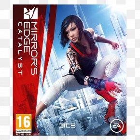 Catalyst - Mirror's Edge Catalyst PlayStation 4 Need For Speed Payback Video Game PNG