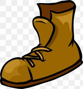 Boot Transparent Image - Boot Shoe Clip Art PNG