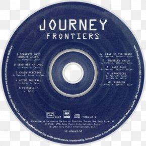 Album Cover - Frontiers Journey Album Cover Evolution PNG