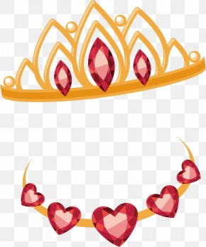 Ruby Crown - Gemstone PNG