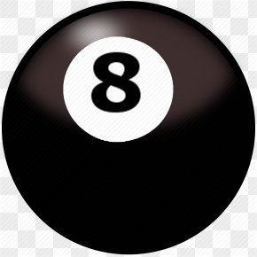 Pool Ball Free Download - Eight-ball Billiard Ball Pool Billiards PNG