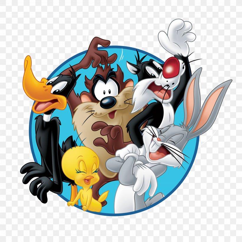 Tasmanian Devil Tweety Looney Tunes Cartoon Wallpaper Png