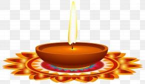 Sarawati - Ganesha Diwali Diya Clip Art PNG