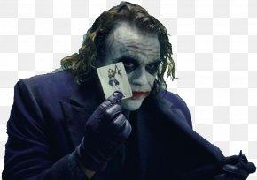 Batman Joker The Dark Knight - Joker Batman Academy Award For Best Actor In A Supporting Role Film PNG