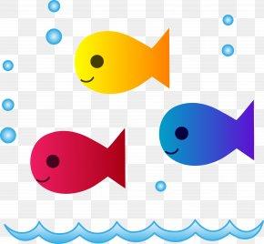 Fish Clip Art - Goldfish Clip Art PNG
