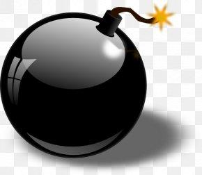 Bomb - Bomb Clip Art PNG