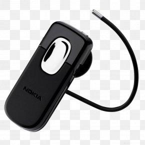Black Bluetooth Headset - Headset Bluetooth U8afeu57fau4e9e Nokia Artikel PNG