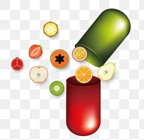 Nutrition Pills - Nutrient Vitamin Euclidean Vector Capsule Nutrition PNG