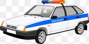 Free Cartoon Police Car Pull Material - Police Car Police Officer Fire Engine PNG