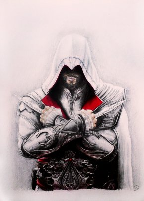 Assassins Creed - Assassin's Creed: Brotherhood Assassin's Creed II Assassin's Creed Chronicles: China Assassin's Creed Unity PNG