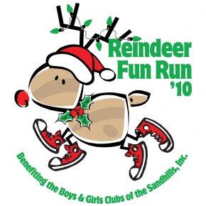 Reindeer Images - Rudolph Santa Clauss Reindeer Santa Clauss Reindeer Running PNG